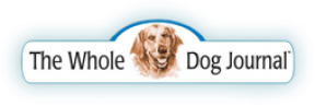 whole dog journal badge